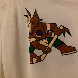 Coyotes practice Jersey